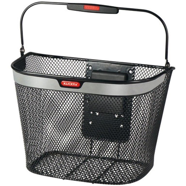 KLICKfix Uni Handle Bar Basket 0397 - reflect