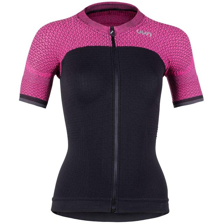 UYN Biking Alpha T-Shirt - Blackboard/Slush