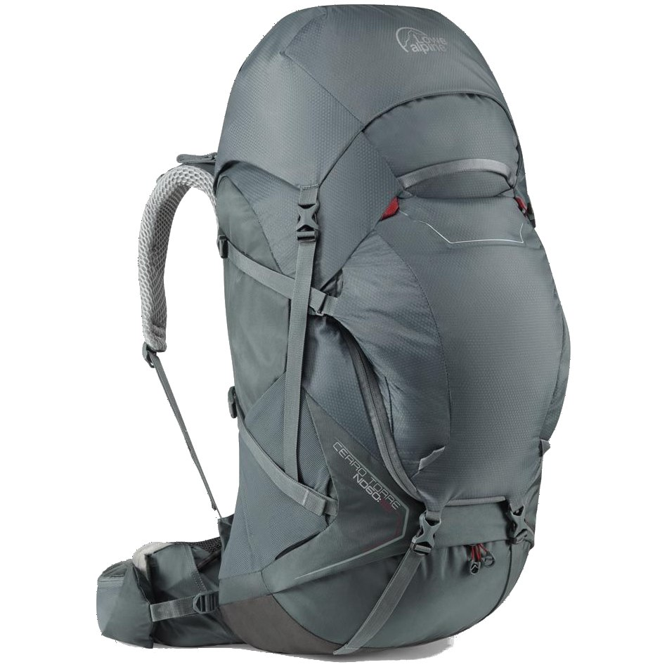 Lowe Alpine Cerro Torre ND 60:80 Women Backpack FBQ-03 - Dark Slate