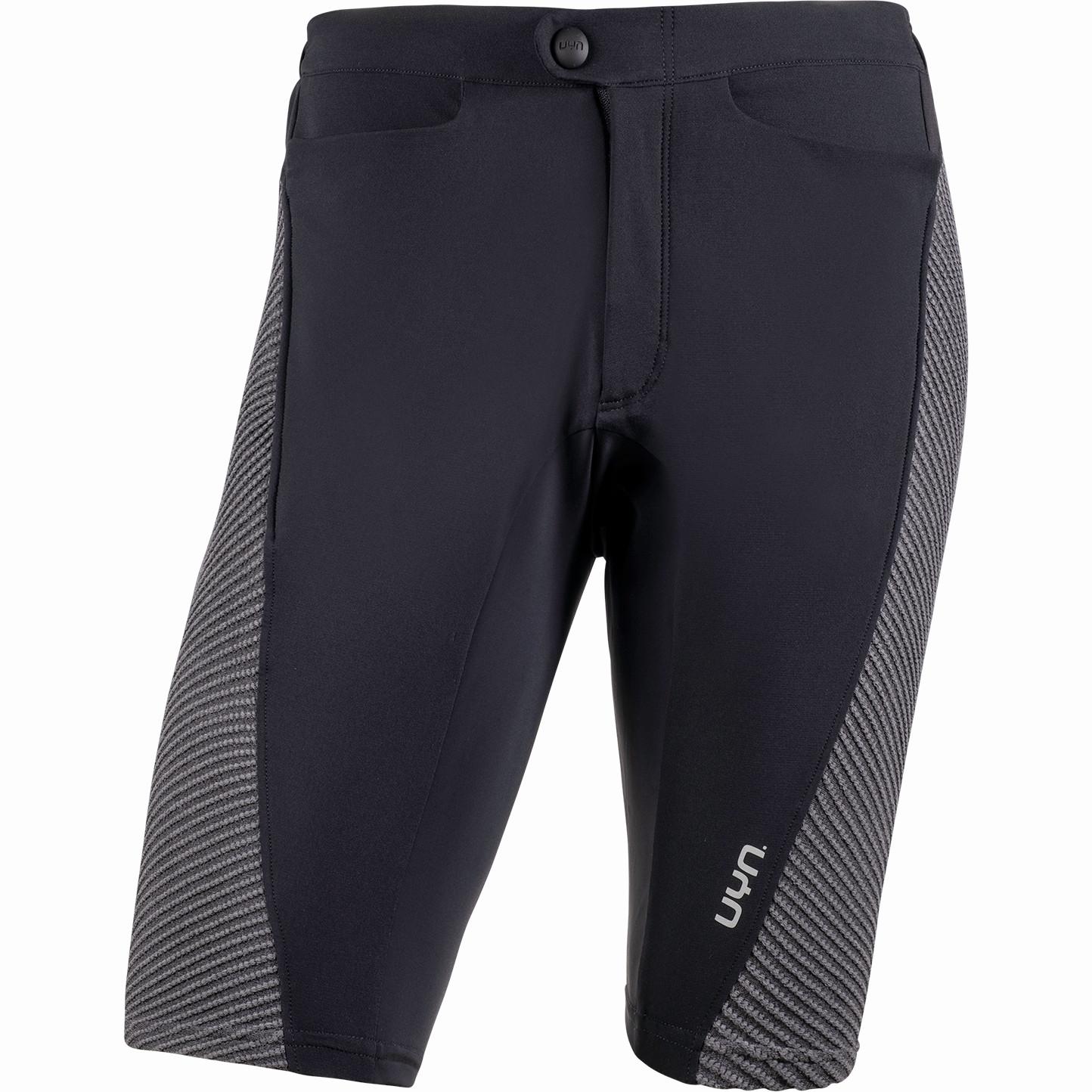 UYN Activyon MTB Shorts - Black/Iron