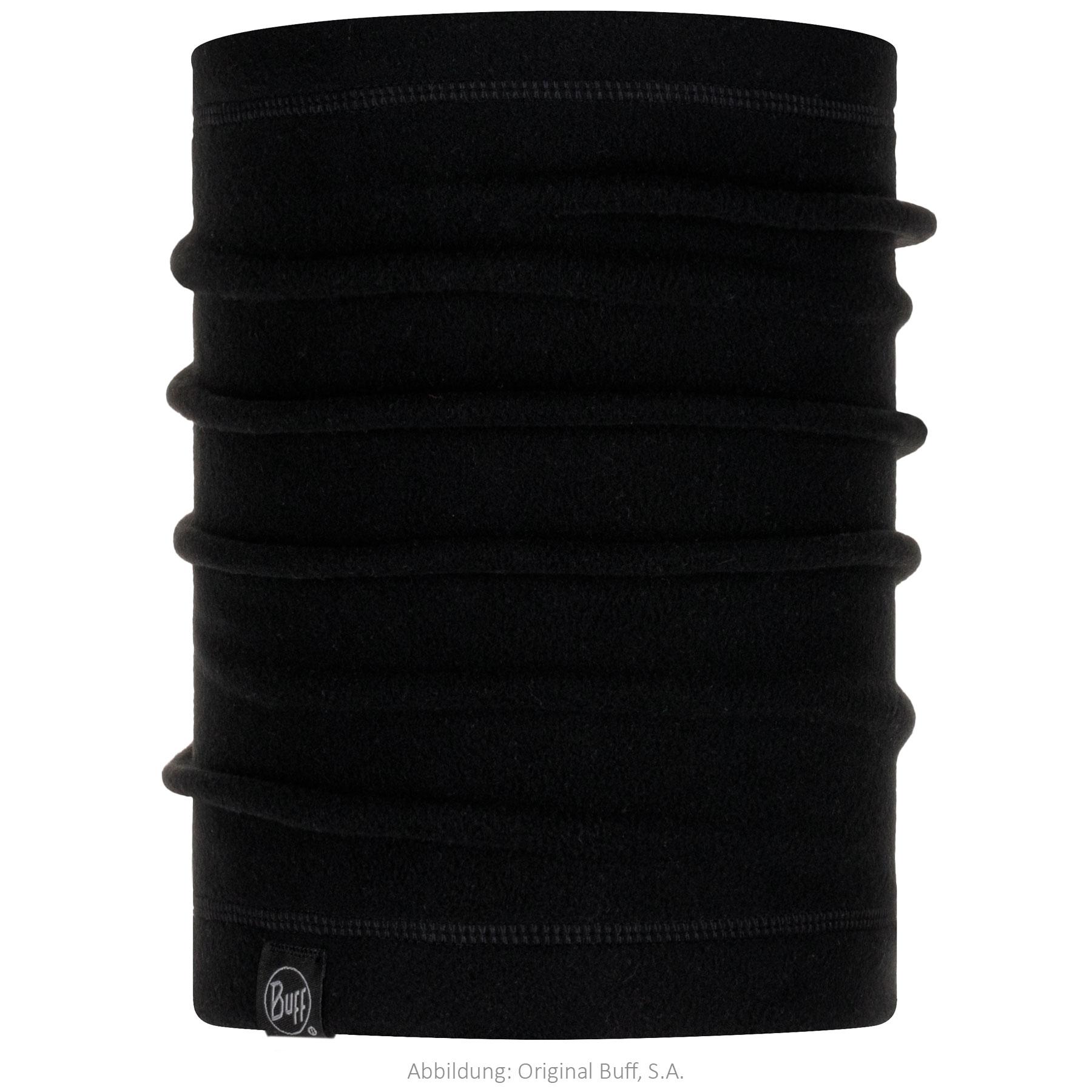 Buff® Polar Neckwarmer - Solid Black