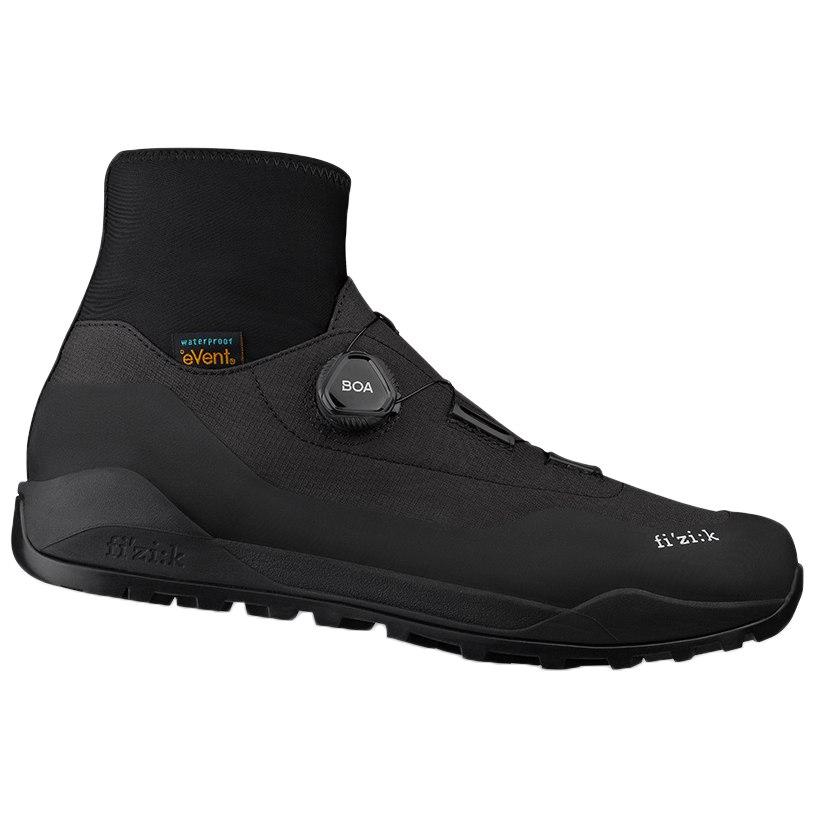 Fizik Terra Artica X2 MTB Winter Shoe - black/black