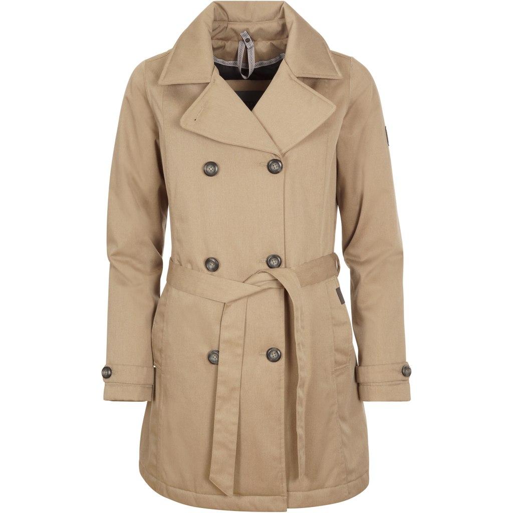 Elkline outallday Womens Outdoor Coat - khaki