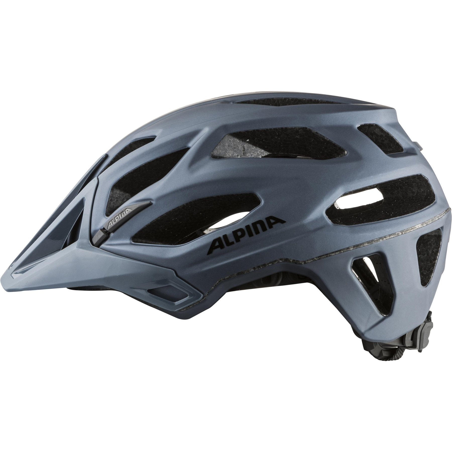 Image of Alpina Garbanzo Helmet - indigo matt
