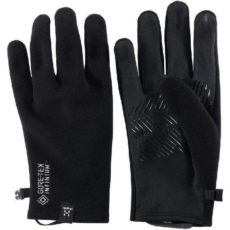 Haglöfs Bow Glove - true black 2C5