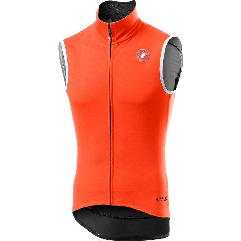 Castelli Perfetto RoS Vest - orange 034