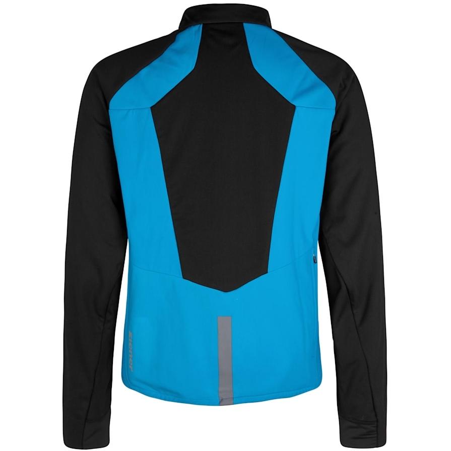 Image of Ziener Nabucco Softshell Jacket - methyl blue