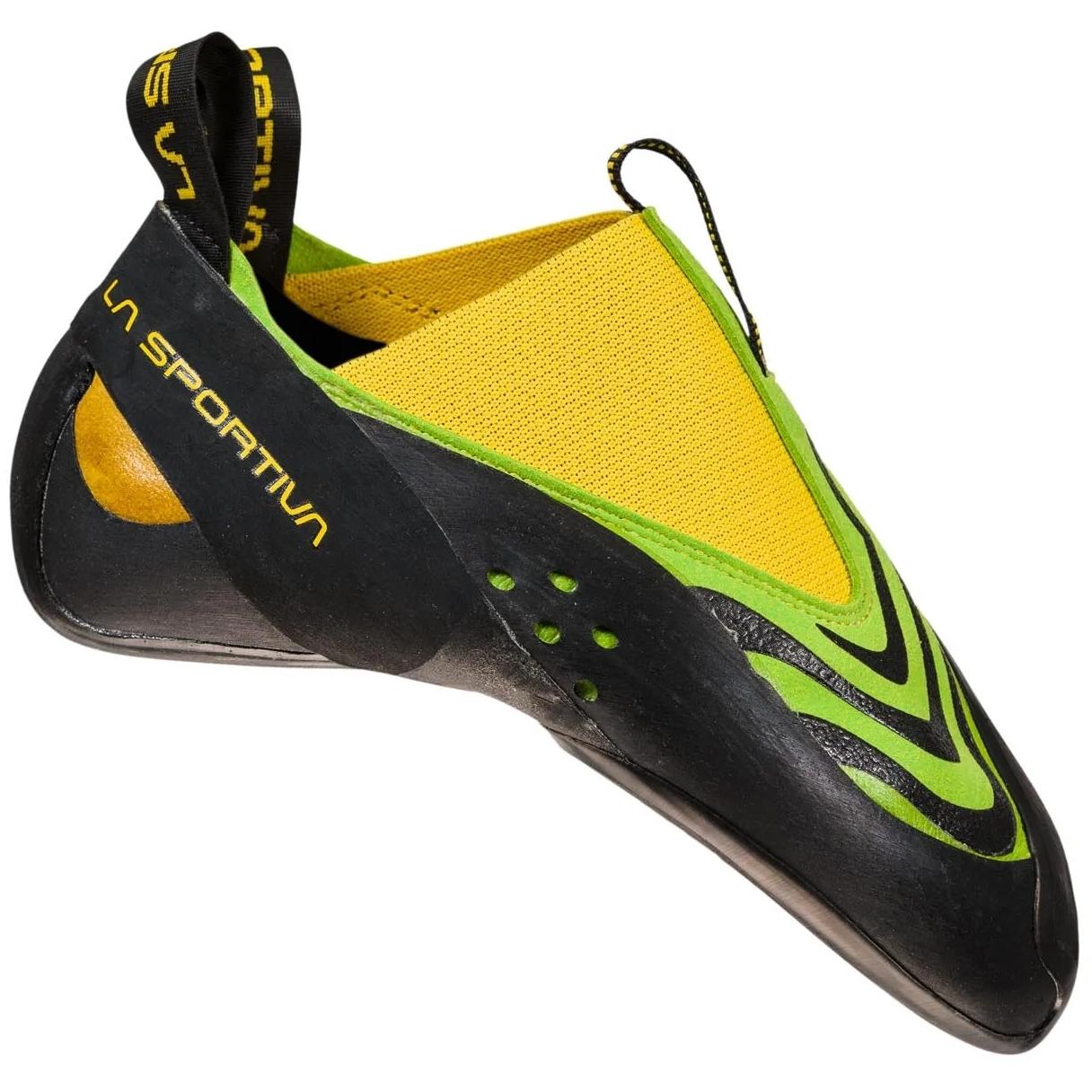 La Sportiva Speedster Climbing Shoes Unisex - Lime/Yellow