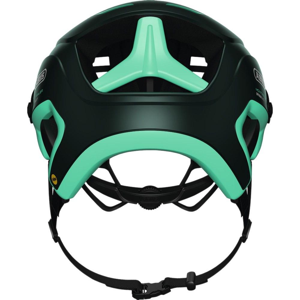 Imagen de ABUS MonTrailer Mips Helmet - smaragd green