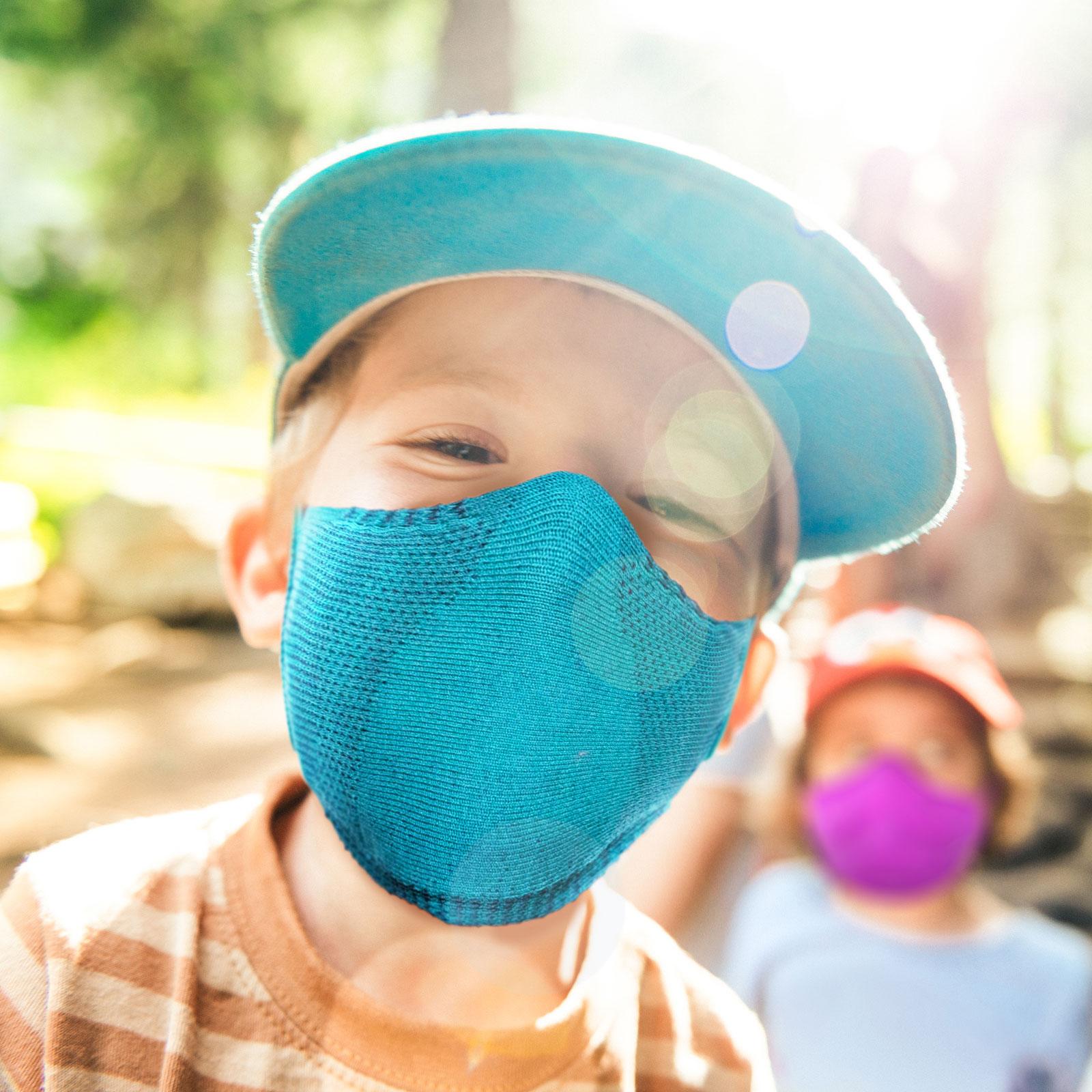 Image of UYN Community Mask Kids Edition - aqua