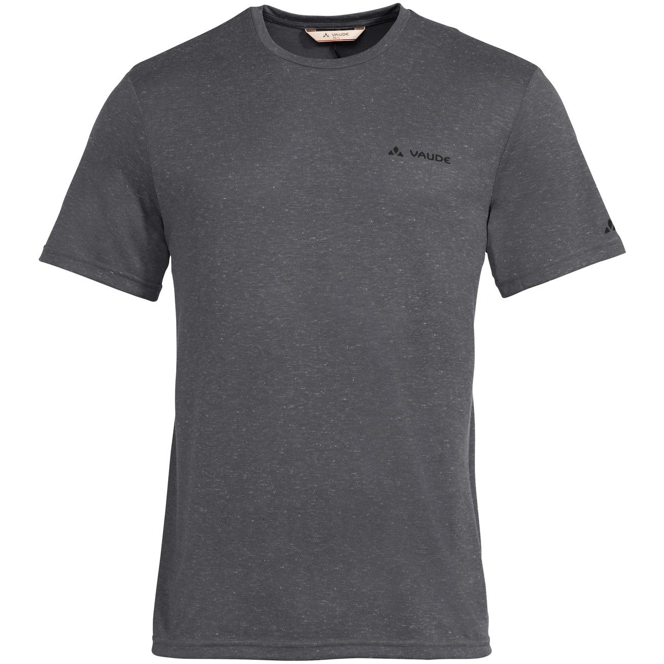 Vaude Mineo Hanf  T-Shirt - iron