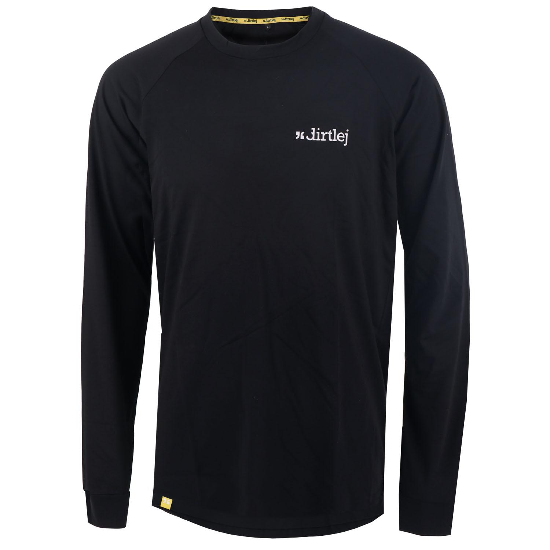Picture of Dirtlej Men's Mountee Jersey - black