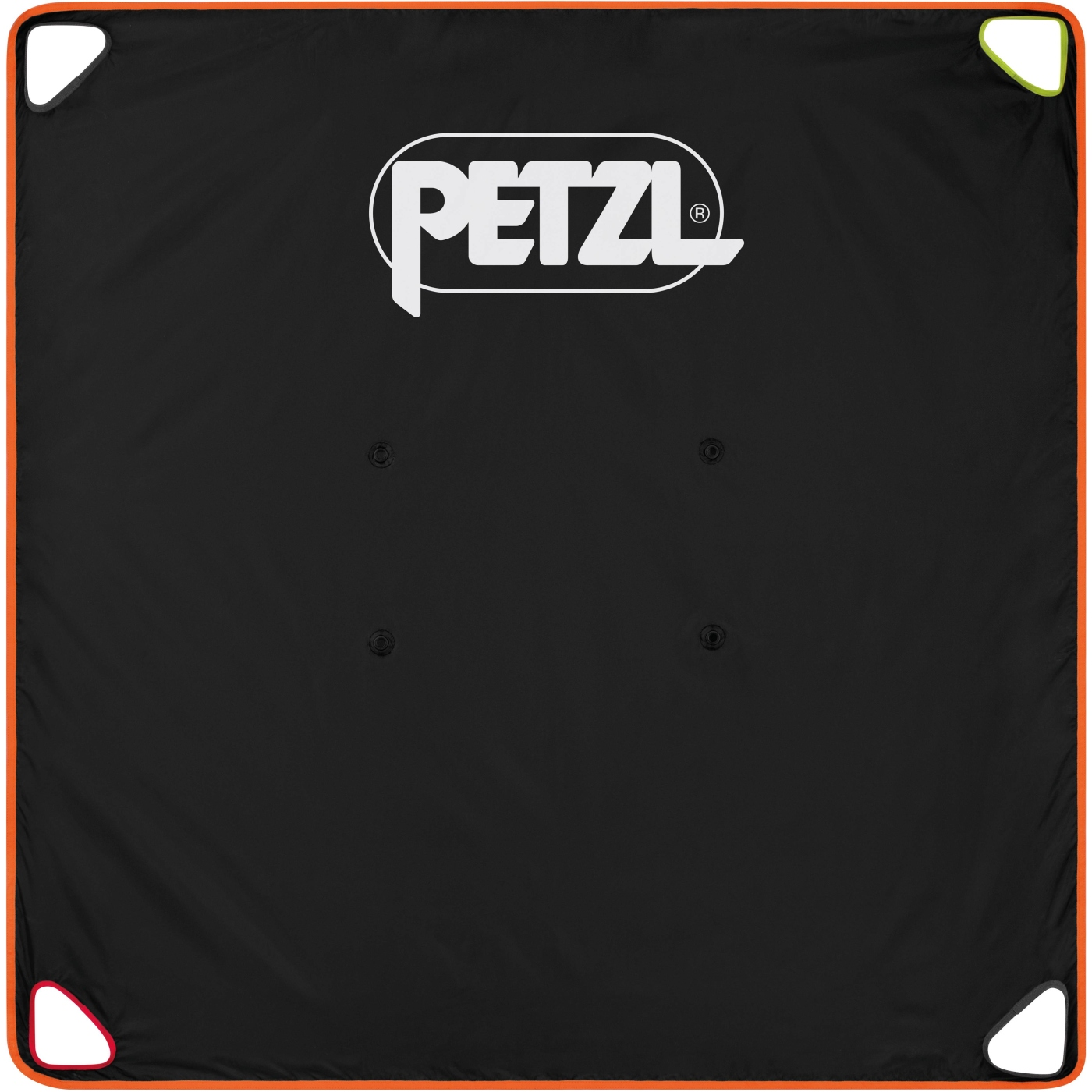 Produktbild von Petzl Tarp 140 x 140cm Seilplane - schwarz