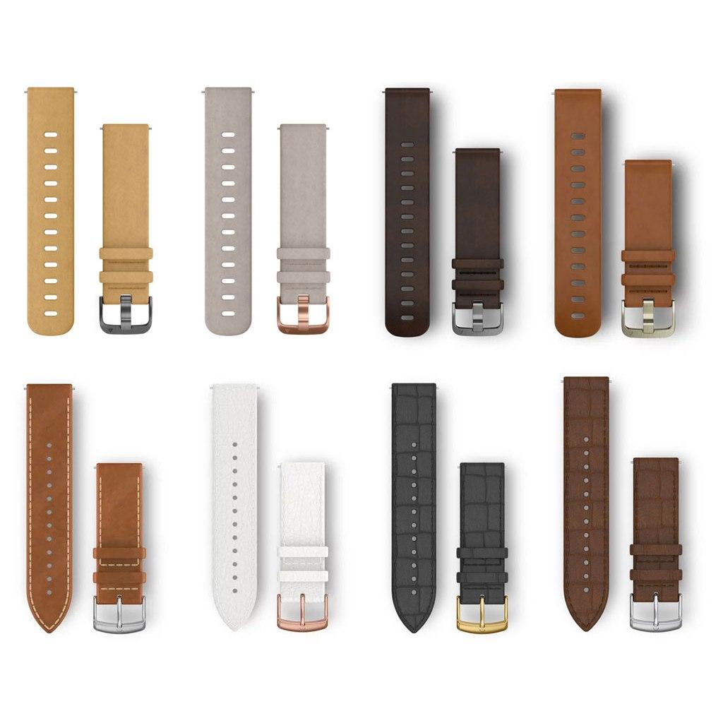 Garmin Schnellwechsel-Armband 20mm - Leder