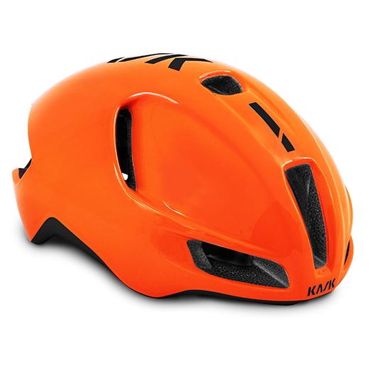 KASK Utopia WG11 Helm - Orange Fluo/Black