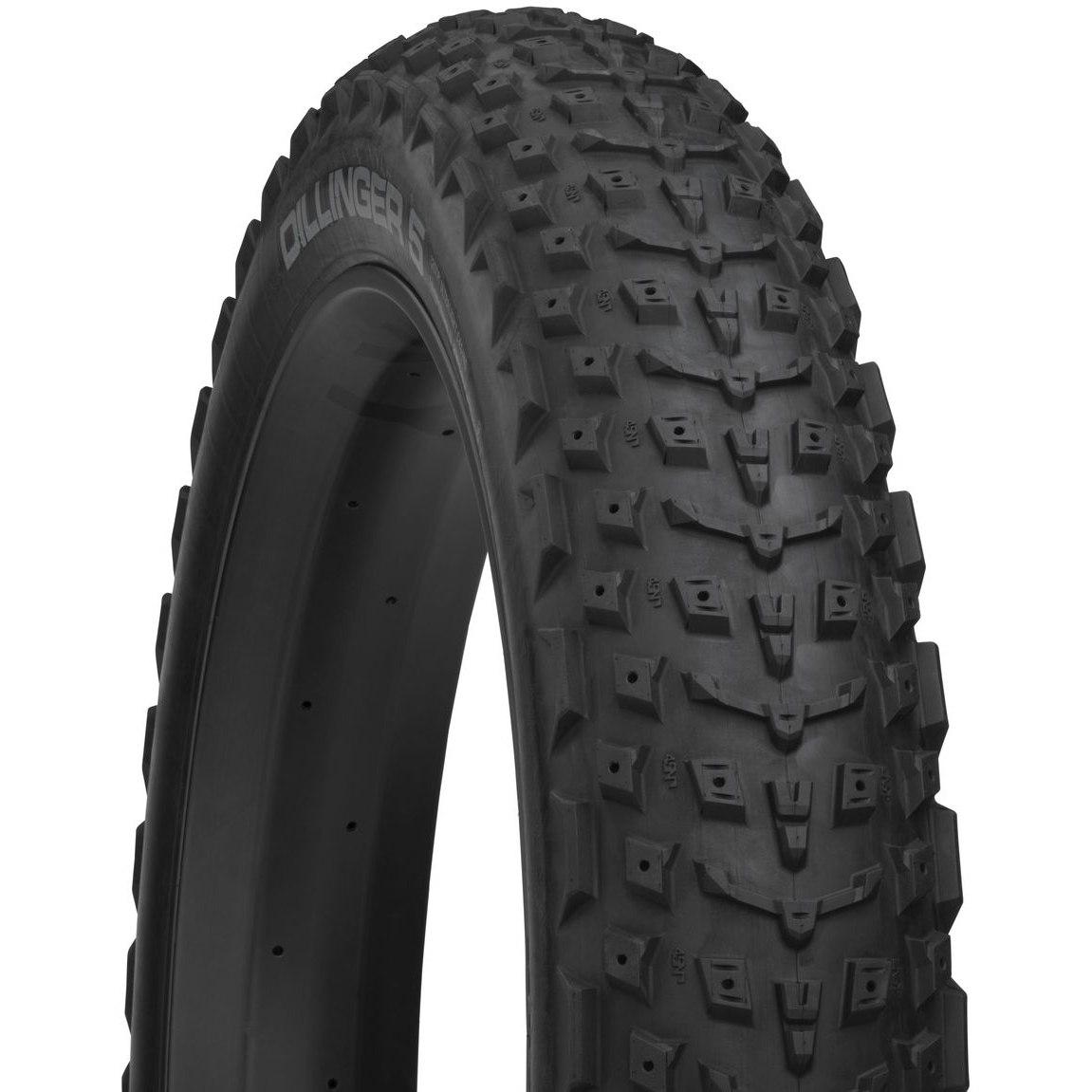 Imagen de 45NRTH Dillinger 5 Fatbike Folding Tire - Spike & Tubeless Ready - 27.5x4.5 Inch - 120TPI