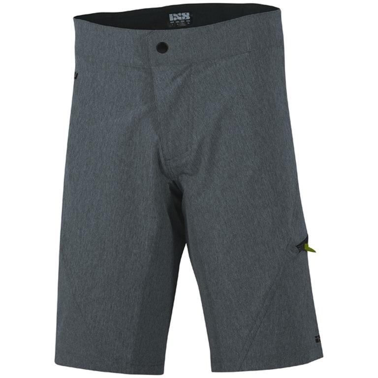 iXS Flow Shorts - graphite