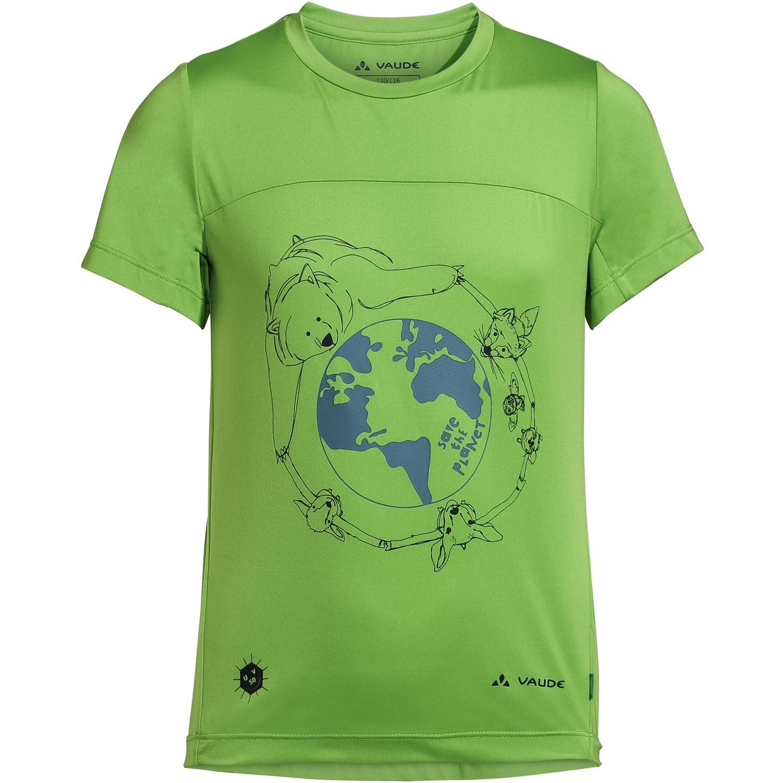 Vaude Kids Solaro T-Shirt II - apple