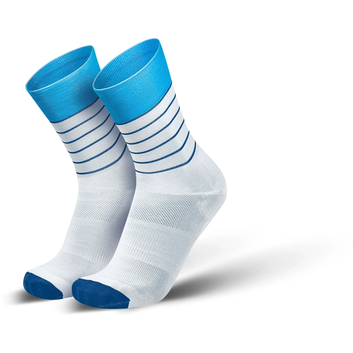 Foto de INCYLENCE Ultralight Stripes Calcetines - Blue