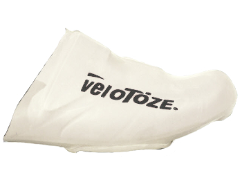 veloToze Toe Cover Road - white