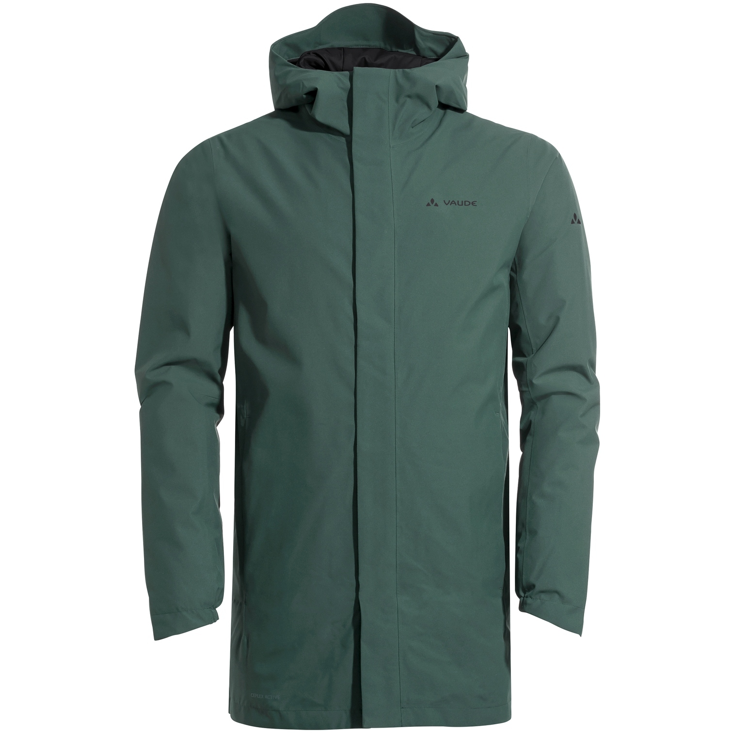 Vaude Men's Cyclist padded Parka - dusty forest