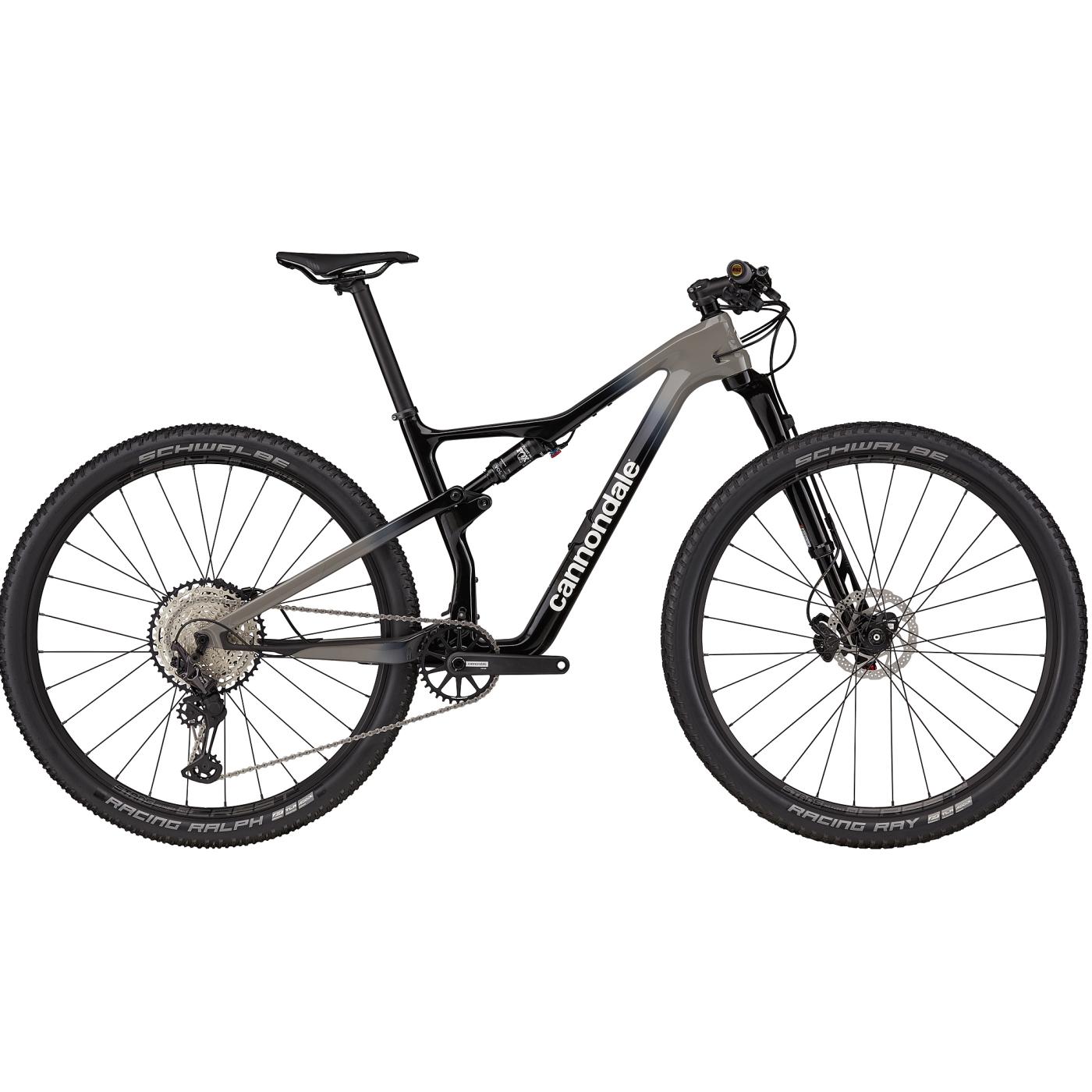 "Cannondale SCALPEL CARBON 3 - 29"" Mountainbike - 2021 - black"
