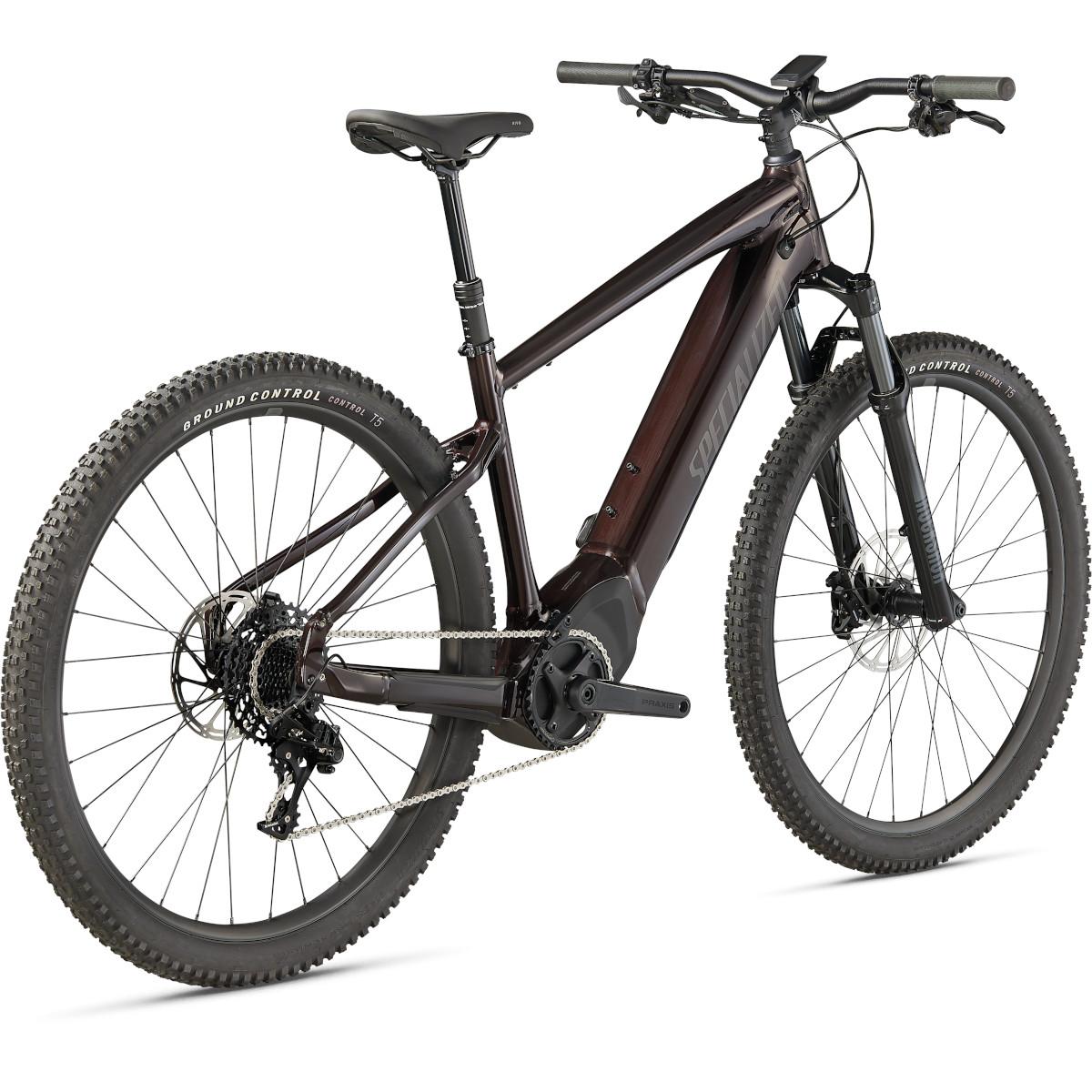 Image of Specialized TURBO TERO 5.0 - MTB E-Bike - 2022 - red onyx / smoke