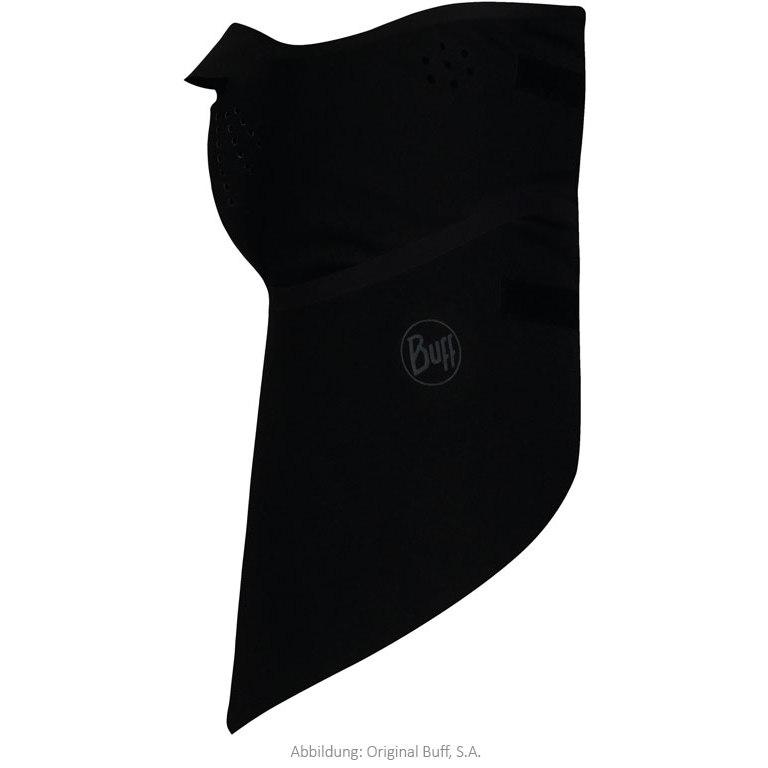 Buff® Windproof Bandana - Solid Black
