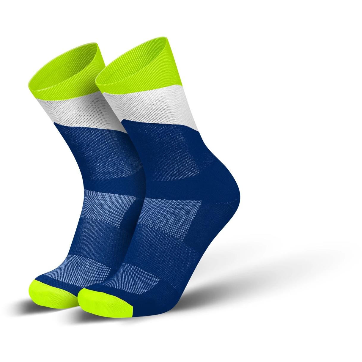 Produktbild von INCYLENCE Ultralight Arrows Socken - Canary