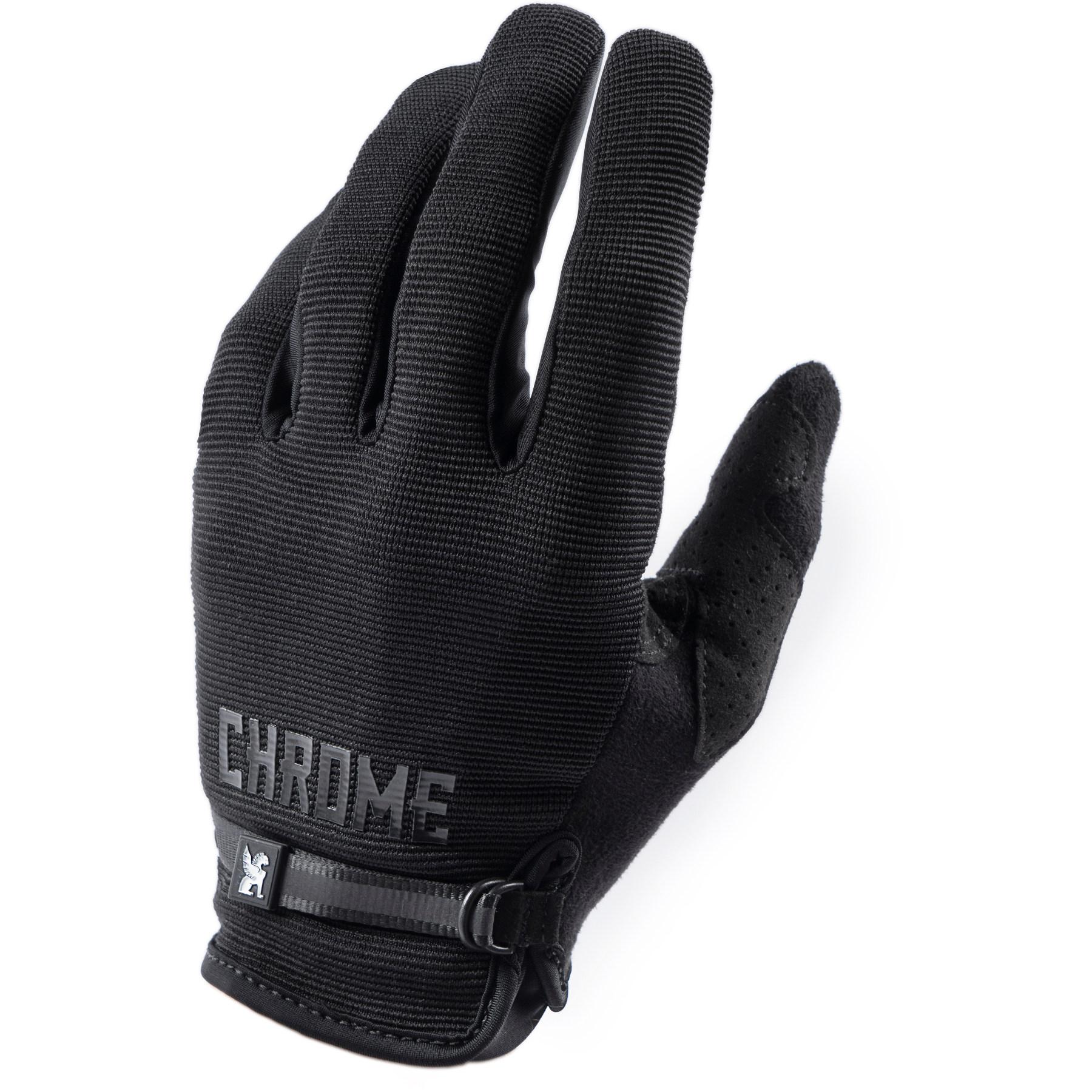 CHROME Cycling Gloves - Black
