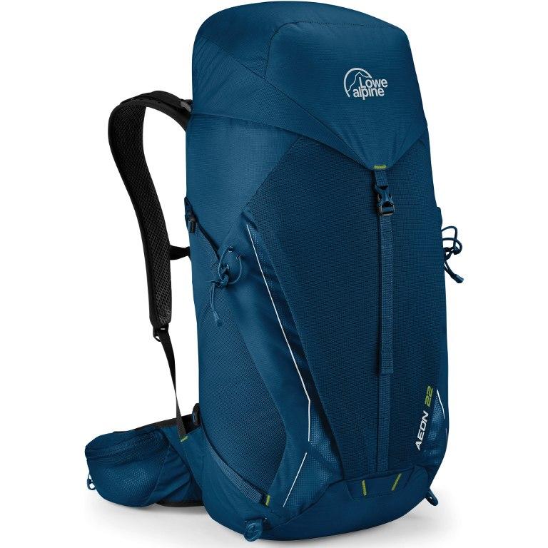 Lowe Alpine Aeon 22 Hiking Backpack Regular FTE-63 - Azure