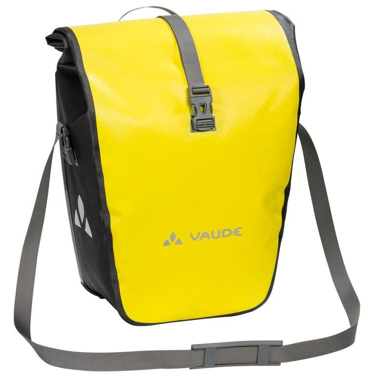 Vaude Aqua Back Bike Pannier (Pair) - canary