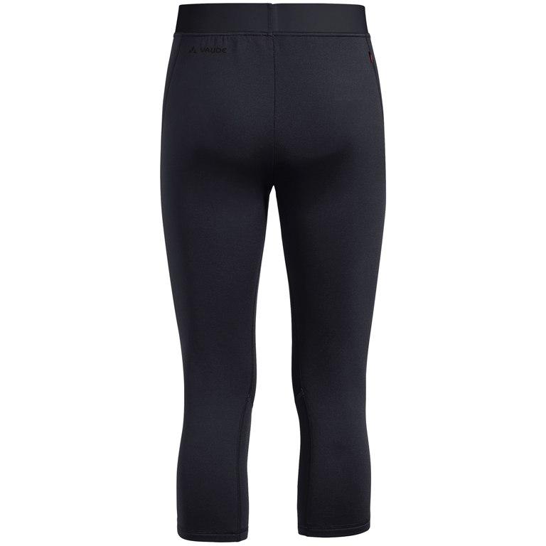 Bild von Vaude Men's Back Bowl Fleece Pants Hose - black