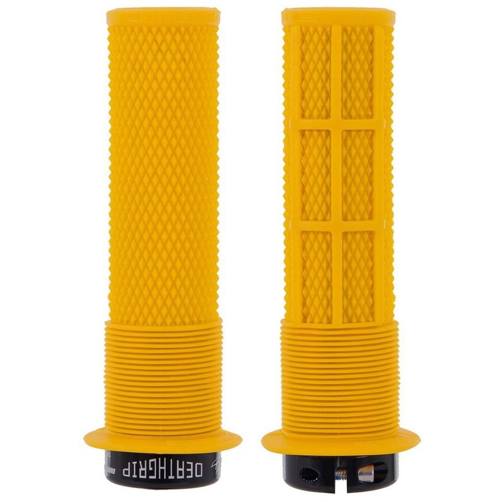 DMR Brendog Deathgrip - Thick - Soft - gul yellow