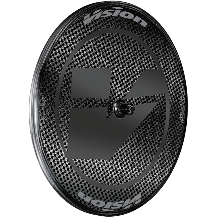 Vision Metron TFW Carbon Disc Wheel - Tubular - Shimano HG