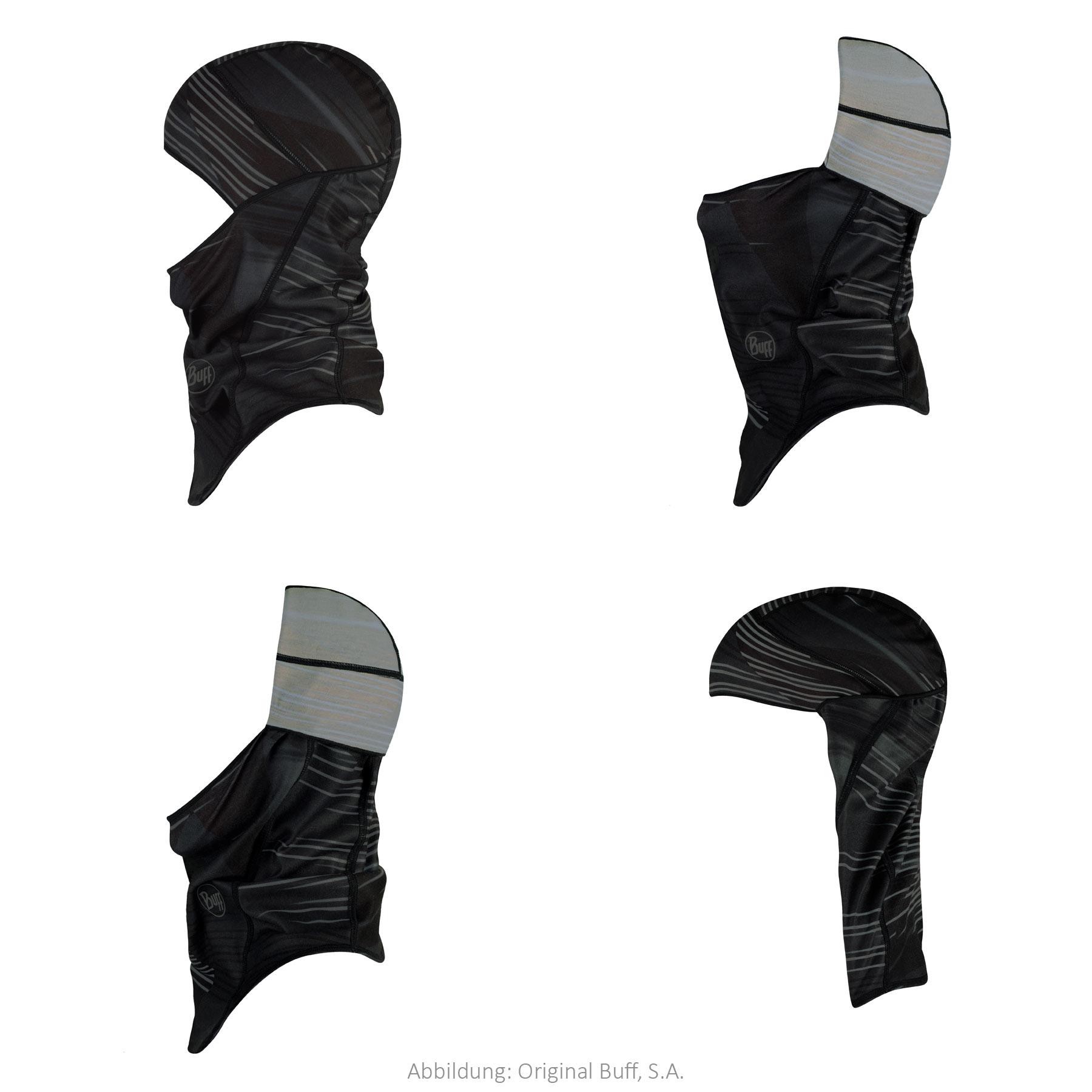 Image of Buff® ThermoNet® Hinged Balaclava - Refik Black