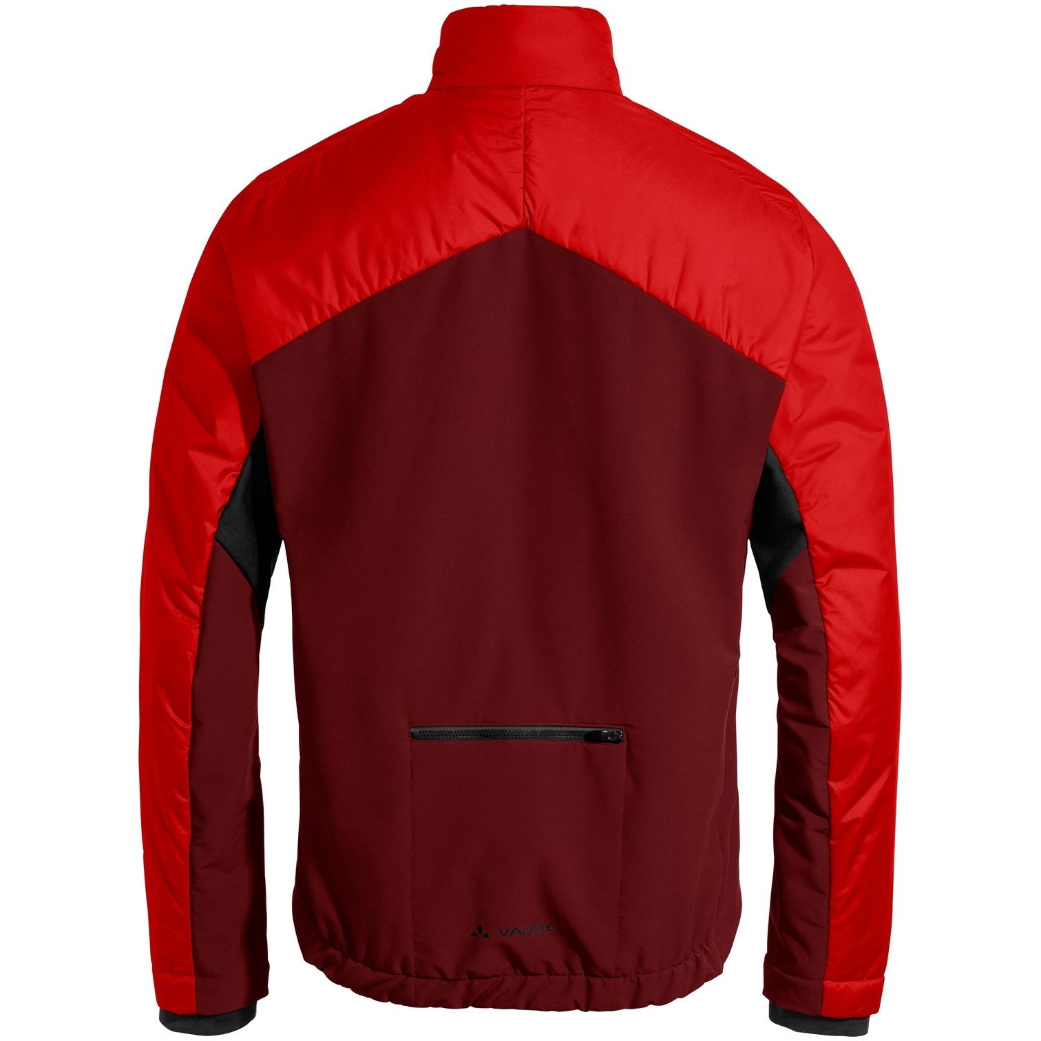 Image of Vaude Men's Posta Insulation Jacket - mars red