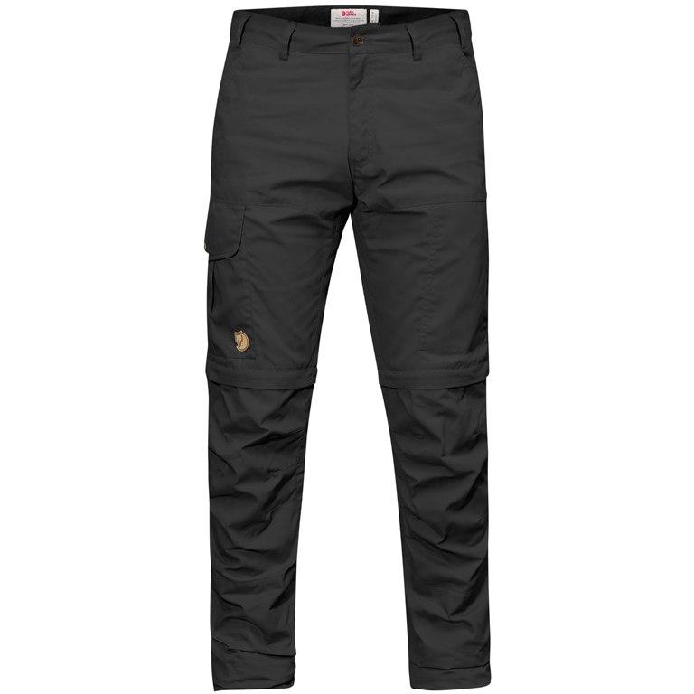 Fjällräven Karl Pro Zip Off Hose - dark grey