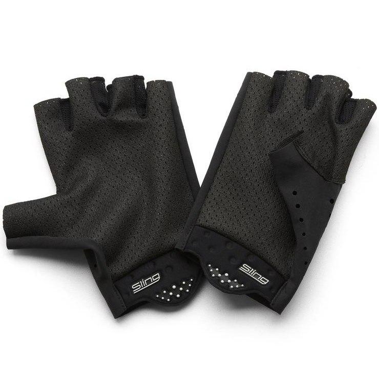 Imagen de 100% Sling Short Finger Gloves - Navy