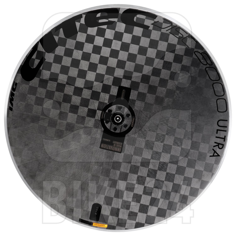 CITEC Disc 8000 Ultra Scheibenrad - Drahtreifen - schwarz