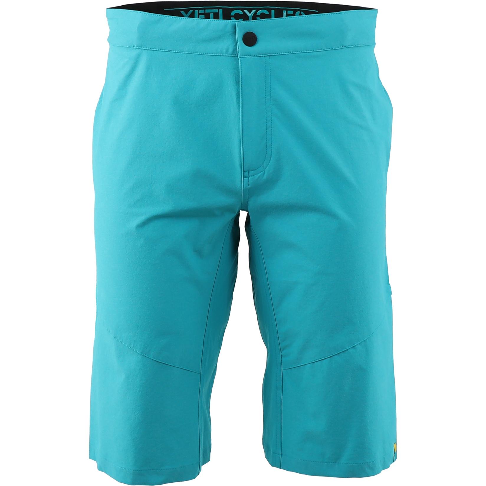 Yeti Cycles Mason Shorts - Turquoise