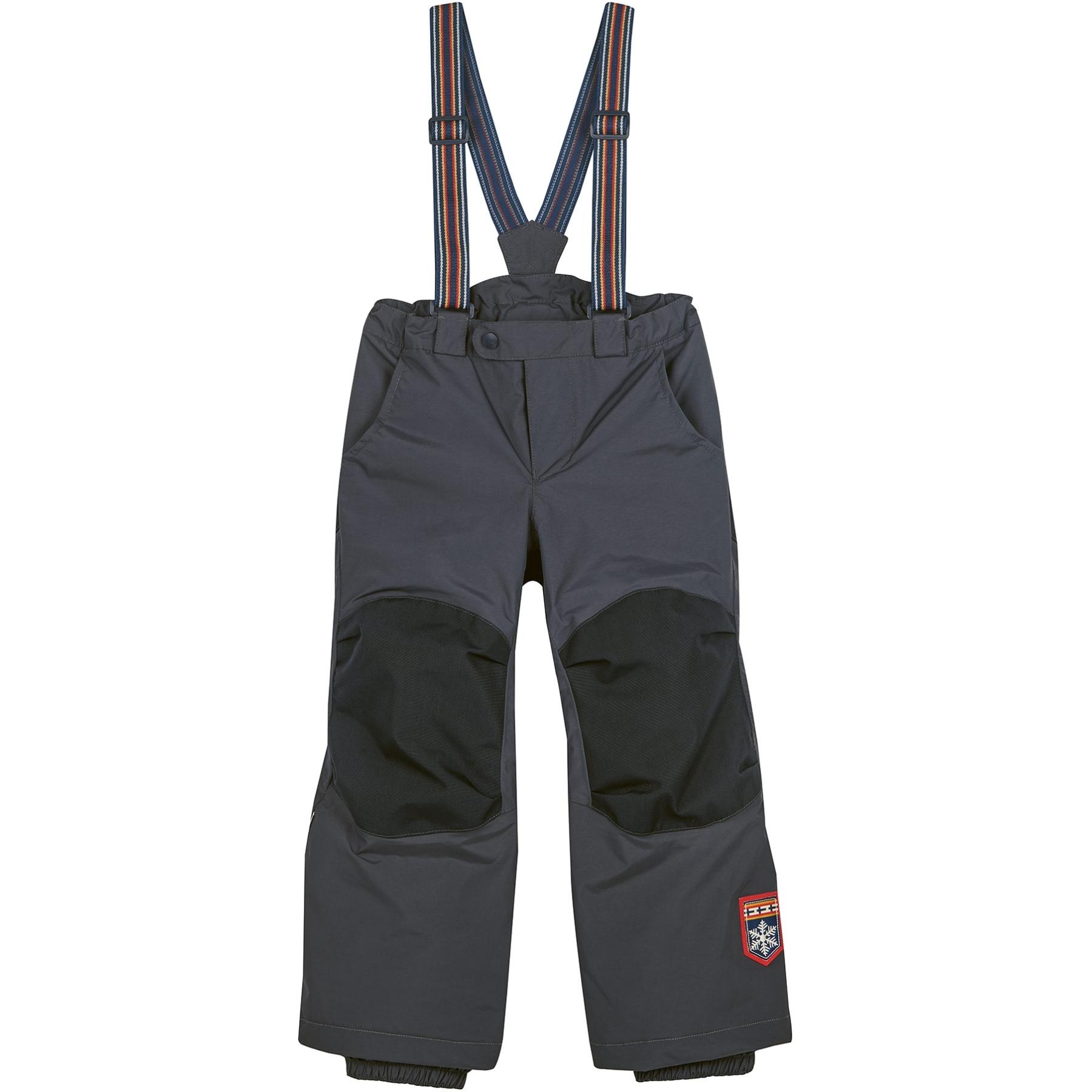 Finkid ROMPPA PLUS Kids Winter Pants - graphit