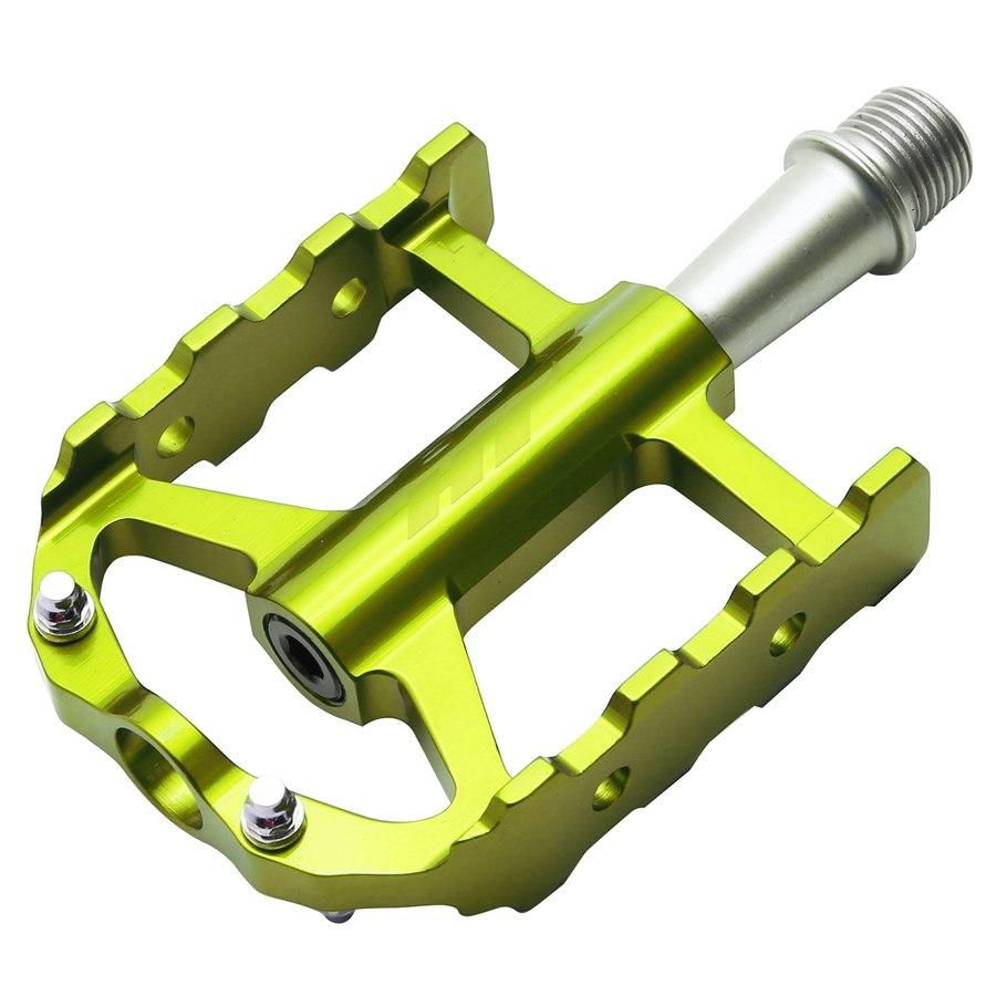 Produktbild von HT ARS03 Cheetah-S Pedale Aluminium - apfelgrün