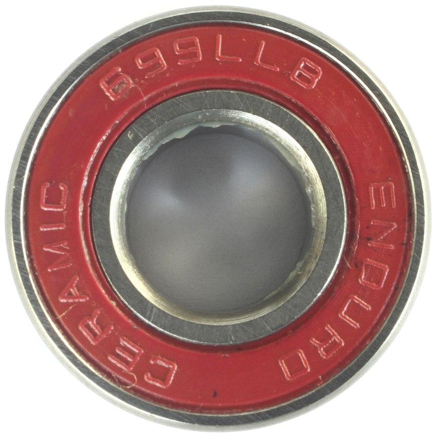 Image of Enduro Bearings CH699 LLB - ABEC 5 - Ceramic Hybrid Ball Bearing - 9x20x6mm