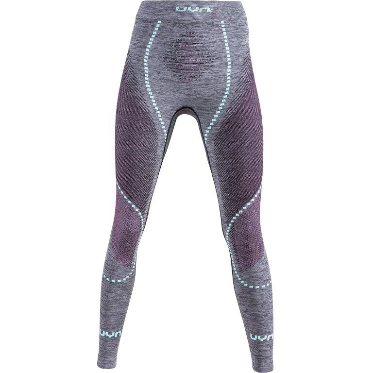UYN Ambityon Underwear Pants Women - Black Melange/Pink/Aqua