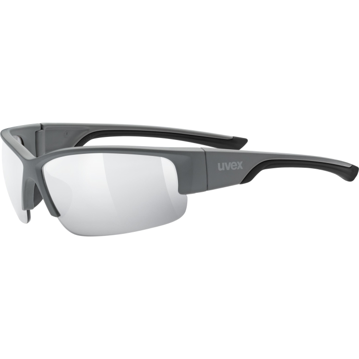 Uvex sportstyle 215 Brille - grey mat