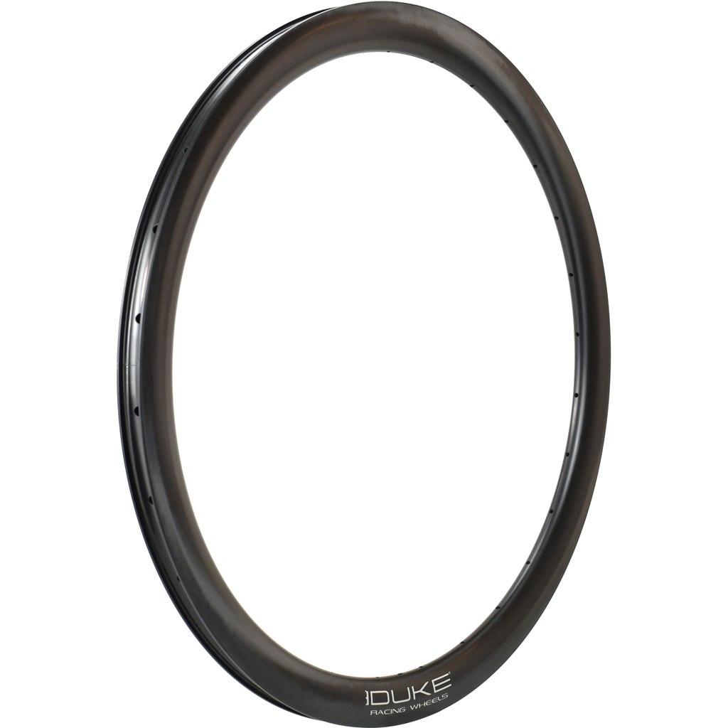 DUKE Baccara 42C SLS2 Disc Clincher Rim - 2mm Offset - 21-622 - 24 Holes