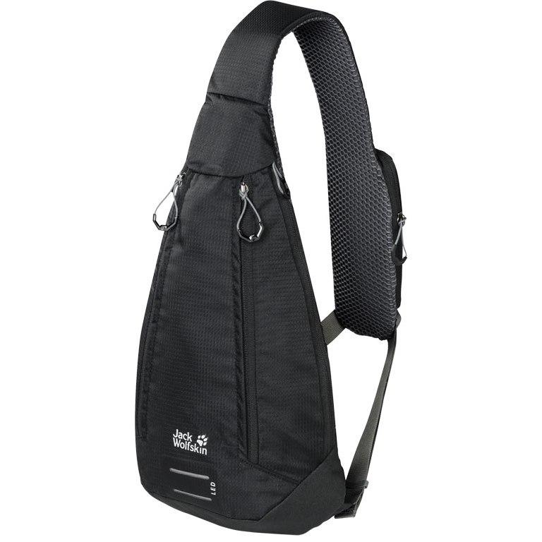 Jack Wolfskin Delta Bag Air Umhängetasche - black