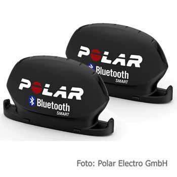 Produktbild von Polar CS Geschwindigkeits- und Trittfrequenzsensor Bluetooth Smart
