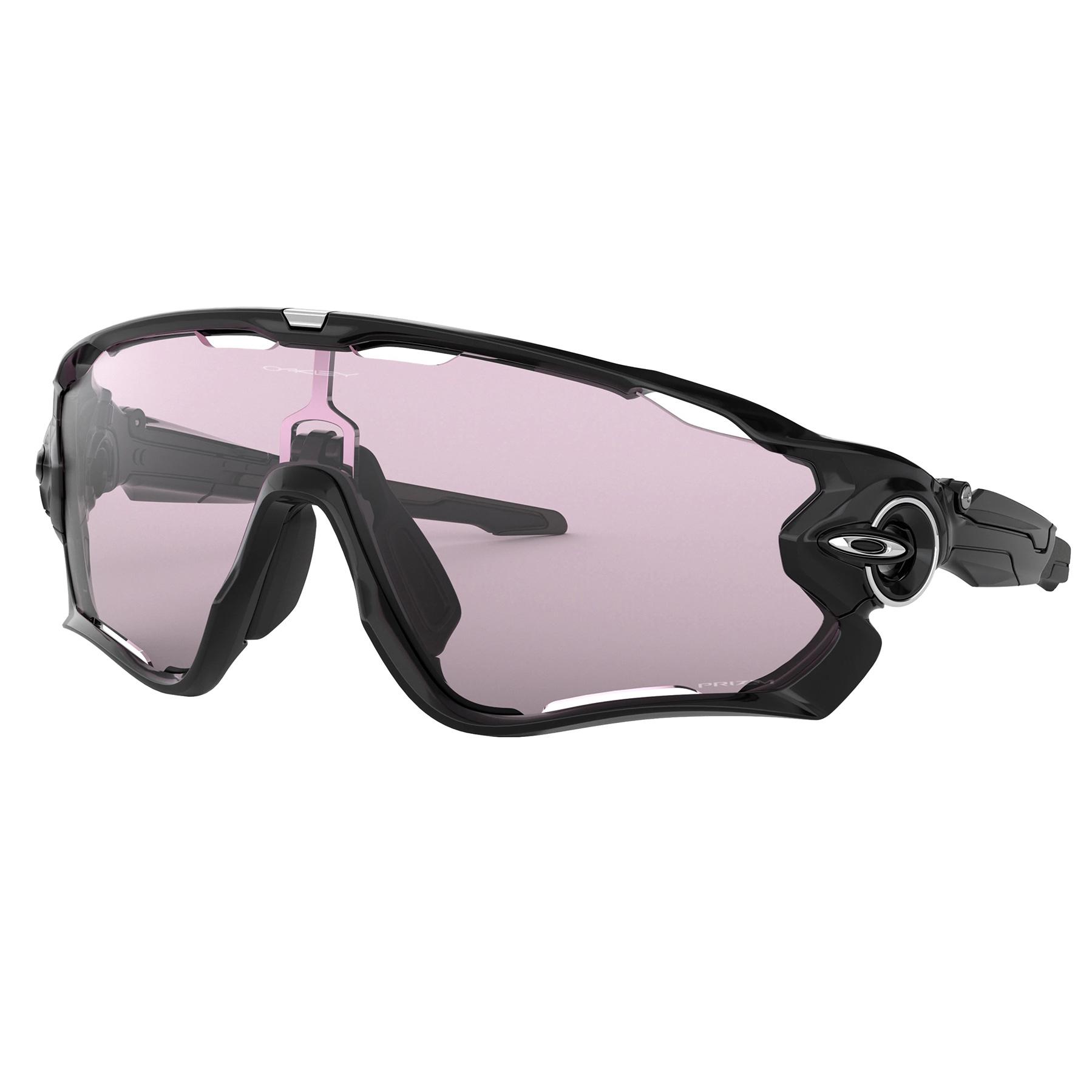 Foto de Oakley Jawbreaker Gafas - Polished Black/Prizm Low Light